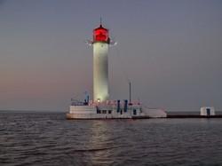 В Одессе модернизировали Воронцовский маяк