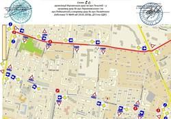 Через месяц на улице Тенистой в Одессе введут односторонние движение