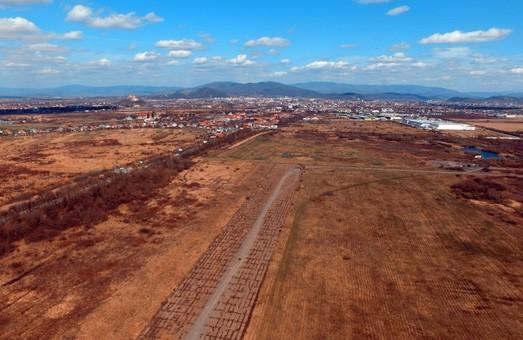 Строительство нового аэродрома в Мукачево может начаться уже в следующем году