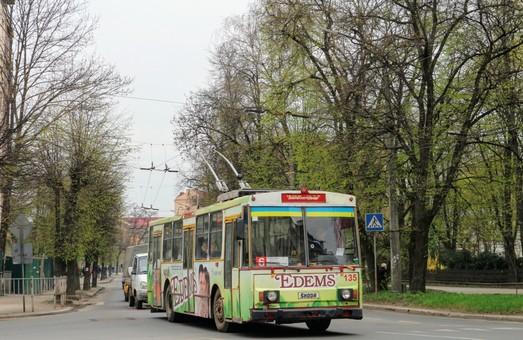 В Ивано-Франковске построят новую троллейбусную линию