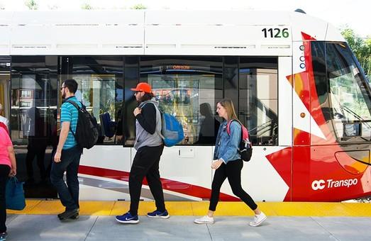 В канадской столице запускают линию скоростного трамвая
