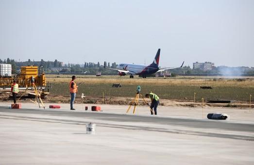 Аэропорт Николаева может временно принимать одесские авиарейсы