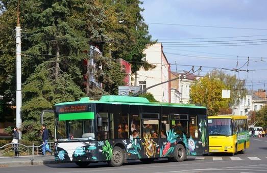 Стали известны потенциальные поставщики троллейбусов для Луцка
