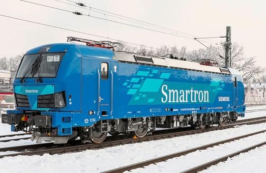 Немецкие электровозы «Smartron» начнут работать в Болгарии и Румынии