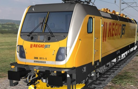 Чешский частный железнодорожный оператор покупает 15 многисистемных электровозов