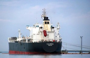 В Одессу на этой неделе зашел танкер «Valsesia» с 30-ю тысячами тонн дизельного топлива