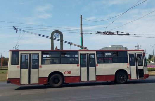 В Кривом Роге рассказали о том, сколько коммунального транспорта выходит на маршруты