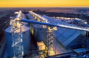 Вчера в порту Пивденный под Одессой открыли новый зерновой терминал