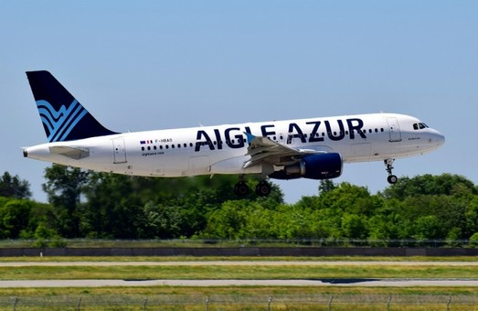 Авиакомпания «Aigle Azur» заявила о прекращении всех авиарейсов с вчерашнего вечера