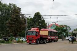 Ивано-Франковск получил первую партию новых белорусских троллейбусов
