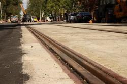 Работы по реконструкции улицы Софиевской в Одессе идут по графику (ФОТО)