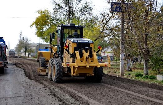 Два участка автотрассы М-15 Одесса – Рени еще будут ремонтировать