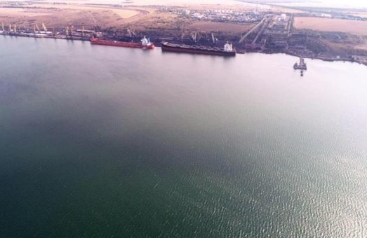 Акваторию порта Пивденный под Одессой мониторят дроны