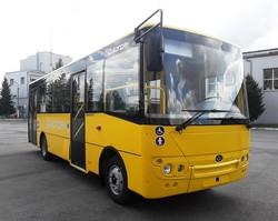 Краматорск получил пять новых 8-метровых «Богданов»