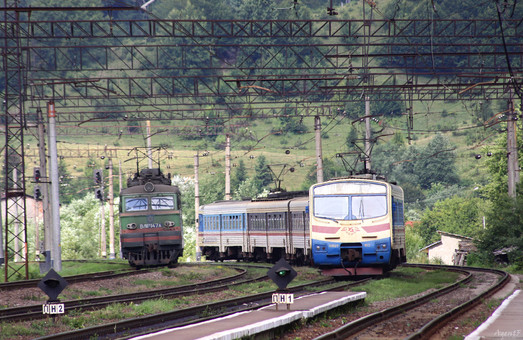 Львовская железная дорога запускает ускоренный пригородный поезд между Львовом и Мукачево