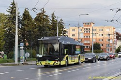 В Пльзене испытывают новые троллейбусы (ФОТО)