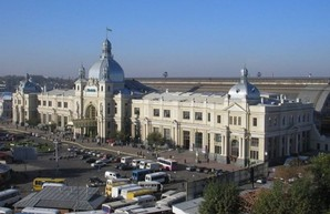 На львовском железнодорожном вокзале должен появиться международный пункт контроля