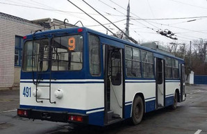 Жителям Херсона обещают новые троллейбусы