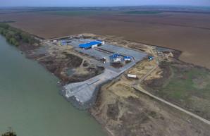 Первые испытания паромов на переправе Орловка-Исакча состоятся в конце сентября