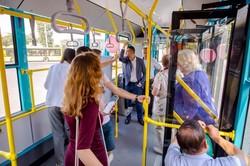 В Хмельницком на маршруты выехало пять новых троллейбусов «Богдан» (ФОТО, ВИДЕО)