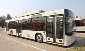 В Запорожье начал курсировать новый троллейбусный маршрут на Хортицу
