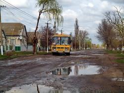 Премьер-министра Украины просят помочь решить вопрос с ремонтом автотрассы на юге Одесской области