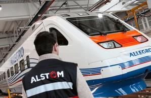 Часть акций компании «Alstom» сменила собственника