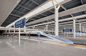 В Китае планируют построить новую высокоскоростную железную дорогу