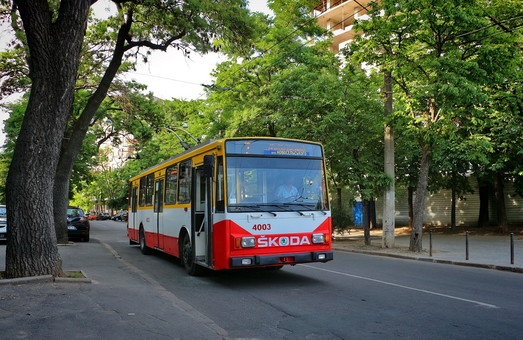 Электротранспорт Одессы в сентябре уже получил из бюджета больше 30 миллионов гривен