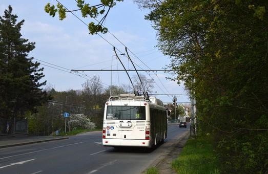 Прага хочет запустить в аэропорт имени Вацлава Гавела троллейбусное движение