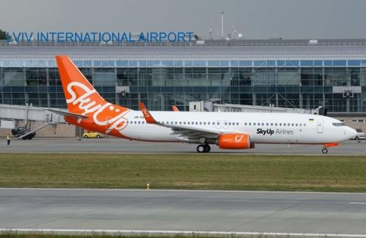 Авиакомпания «SkyUp» будет летать из Львова в Париж