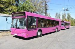Кременчуг начал получать новые автобусы