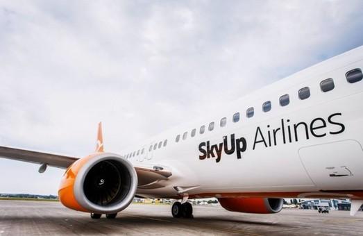 Украинская авиакомпания «SkyUp» будет летать в Тель-Авив из Львова и Запорожья