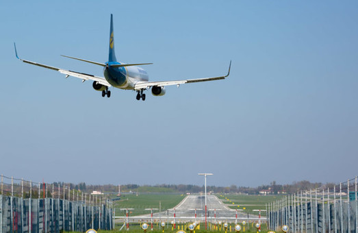 Украинские аэропорты за 8 месяцев 2019 года показали рост пассажиропотока почти на 20%