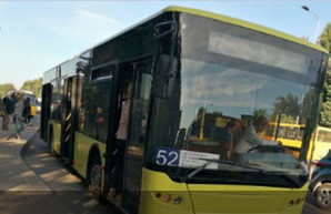 Коммунальный перевозчик Львова начал ремонтировать автобусы ЛАЗ