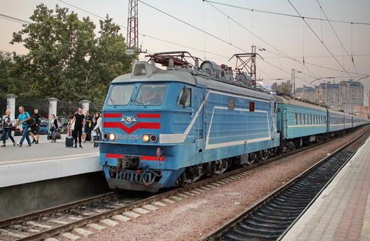 Поезда на Одессу могут изменить расписание в связи с ремонтом путей около станции Кодыма