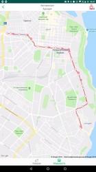 Одесский городской транспорт получил новое мобильное приложение