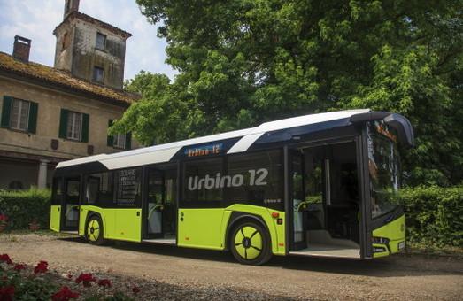 В Польше представили новый «водородный» автобус «Solaris Urbino 12»