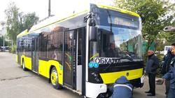 Концерн «Электрон» начал поставку новых троллейбусов для Львова