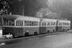 Как в Одессе 50 лет назад создавали трехвагонные трамваи (ФОТО)
