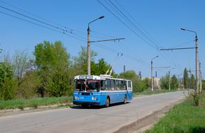 В Сумах завершают подготовку новых водителей троллейбусов