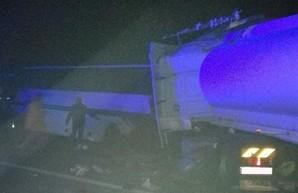В автокатастрофе под Новоград-Волынским погибло 9 сотрудников Житомирского трамвайно-троллейбусного управления