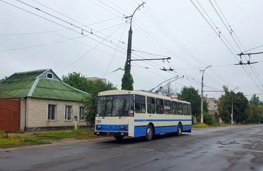 Херсон получит кредит в 10 миллионов евро на закупку новых троллейбусов