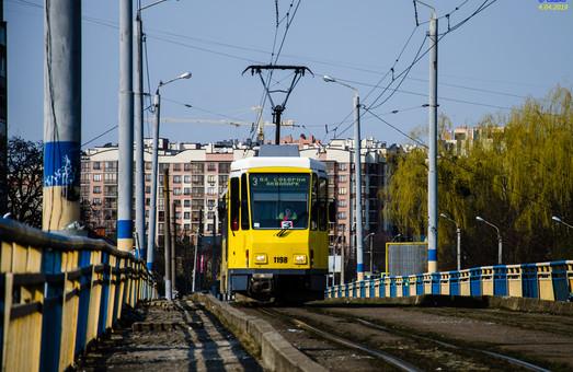 Львов хочет приобрести еще 30 подержанных трамваев из Германии