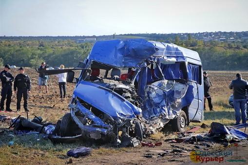 Расследование автокатастроф в Одесской и Житомирской области возьмет под контроль Кабинет Министров