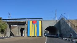 В Кропивницком открыли путепровод под железной дорогой одесского направления