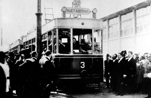 Электрический трамвай Одессы празднует 109 день рождения (ВИДЕО)