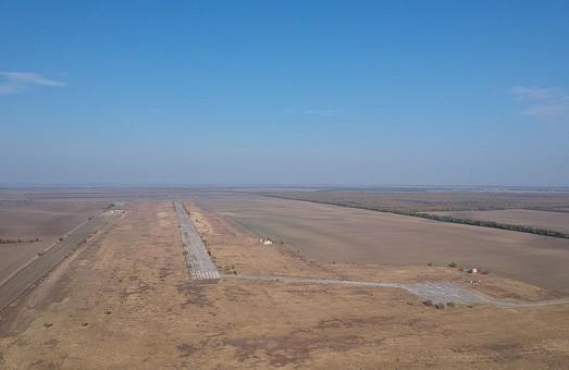 Землю под аэропортом Измаил оформляют в областную собственность