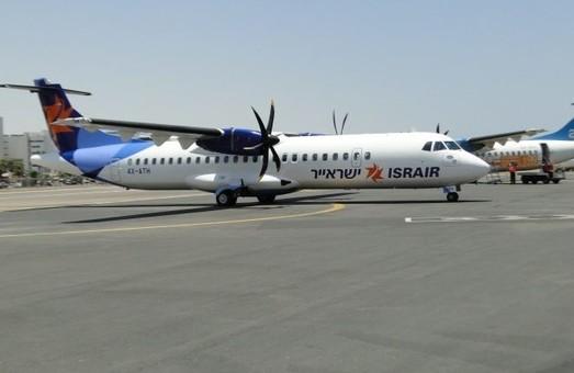 Авиакомпания «Israir» будет летать из Тель-Авива в Одессу