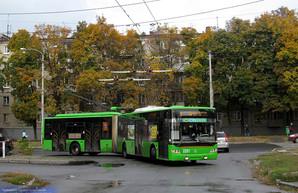 Пассажиропоток харьковского электротранспорта уменьшается